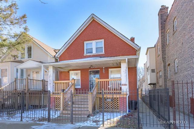 4857 W Walton Street, Chicago, IL 60651 (MLS #09890148) :: Littlefield Group