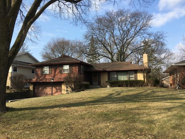 420 N Quincy Street, Hinsdale, IL 60521 (MLS #09890163) :: The Jacobs Group