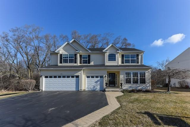 496 Reserve Drive, Crystal Lake, IL 60012 (MLS #09890166) :: The Jacobs Group