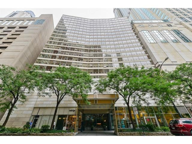 110 E Delaware Place #1402, Chicago, IL 60611 (MLS #09890193) :: Property Consultants Realty
