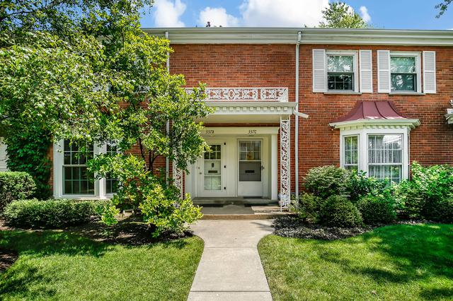 337 Greenleaf Avenue B, Wilmette, IL 60091 (MLS #09890196) :: The Spaniak Team