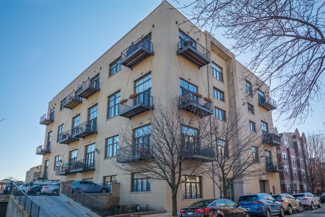 2101 W Rice Street #308, Chicago, IL 60622 (MLS #09890208) :: Property Consultants Realty