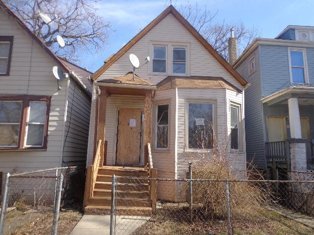 6411 S Bishop Street, Chicago, IL 60636 (MLS #09890211) :: Domain Realty
