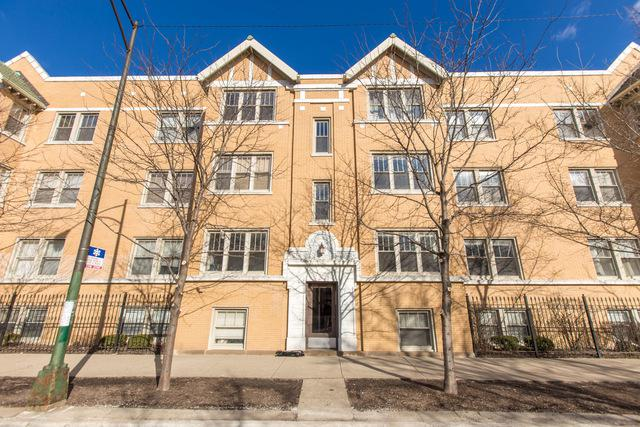 2133 N Kedzie Boulevard #2, Chicago, IL 60647 (MLS #09890260) :: The Perotti Group
