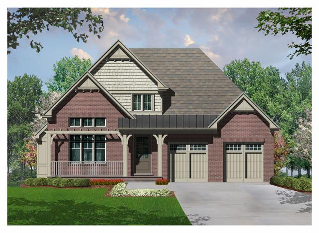 101 Lakeside (Lot 1) Circle, Burr Ridge, IL 60527 (MLS #09890297) :: Domain Realty