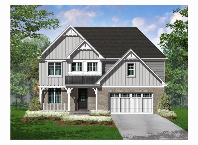 111 Lakeside (Lot 6) Lane, Burr Ridge, IL 60527 (MLS #09890318) :: Domain Realty