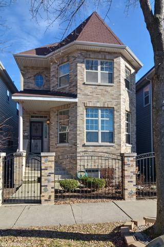 1803 N Talman Avenue, Chicago, IL 60647 (MLS #09890392) :: The Perotti Group