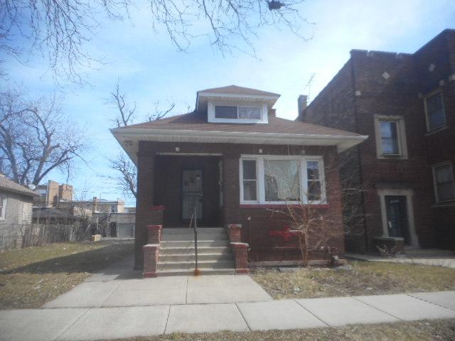 7819 S Marshfield Avenue, Chicago, IL 60620 (MLS #09890409) :: Littlefield Group