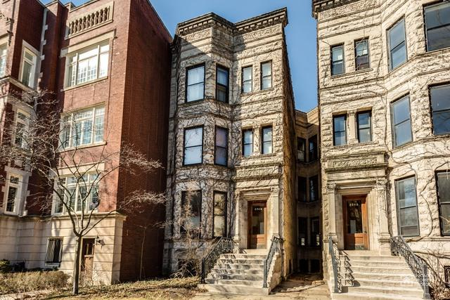 5744 S Kenwood Avenue #1, Chicago, IL 60637 (MLS #09890473) :: Domain Realty
