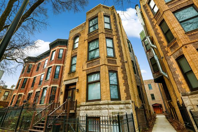 2212 N Sedgwick Street #1, Chicago, IL 60614 (MLS #09890483) :: The Perotti Group