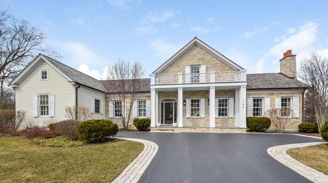 184 W Onwentsia Road, Lake Forest, IL 60045 (MLS #09890521) :: The Jacobs Group
