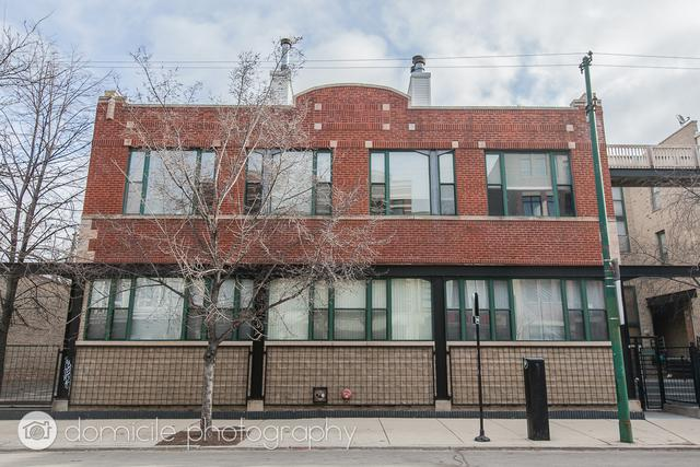 2943 N Lincoln Avenue #107, Chicago, IL 60657 (MLS #09890576) :: The Perotti Group