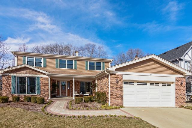 2552 N Hickory Lane, Arlington Heights, IL 60004 (MLS #09890609) :: Littlefield Group