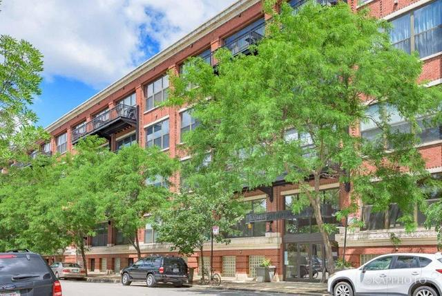 1040 W Adams Street #321, Chicago, IL 60607 (MLS #09890618) :: Property Consultants Realty
