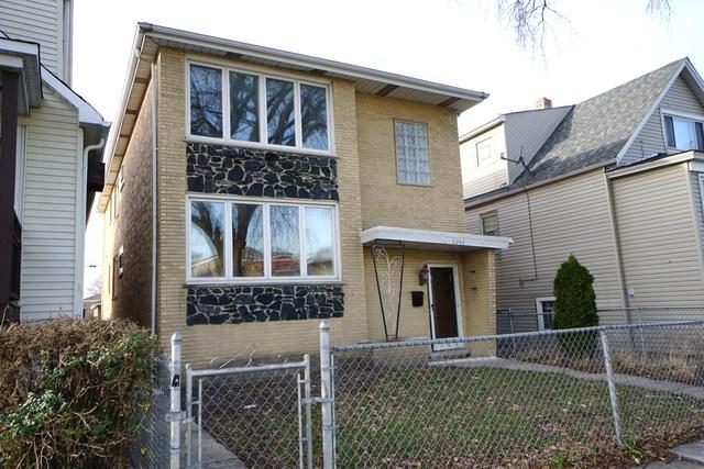 5244 S Kilbourn Avenue, Chicago, IL 60632 (MLS #09890749) :: Littlefield Group