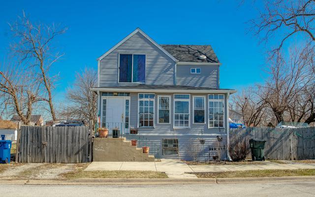 14717 Leavitt Avenue, Harvey, IL 60426 (MLS #09890755) :: Littlefield Group