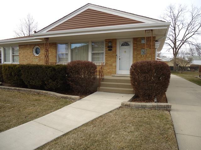 6946 W Keeney Street, Niles, IL 60714 (MLS #09890756) :: Domain Realty