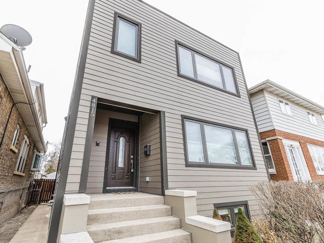 4815 W Strong Street, Chicago, IL 60630 (MLS #09890850) :: Littlefield Group