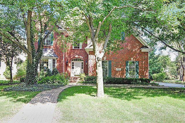 215 Elmwood Place, Hinsdale, IL 60521 (MLS #09890914) :: Domain Realty