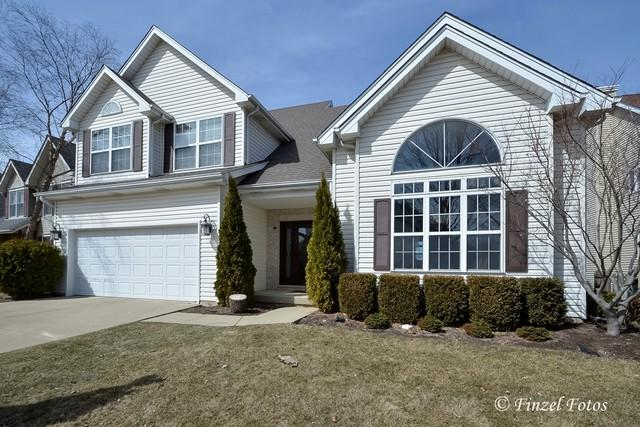 4413 Rolling Hills Drive, Lake In The Hills, IL 60156 (MLS #09890991) :: Lewke Partners
