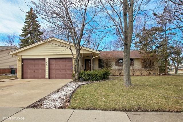 1200 Springdale Lane, Elk Grove Village, IL 60007 (MLS #09890994) :: Domain Realty