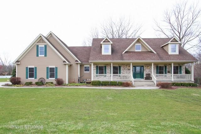 40544 N Gridley Drive, Antioch, IL 60002 (MLS #09891023) :: The Dena Furlow Team - Keller Williams Realty