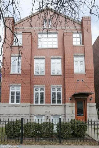 1544 W Addison Street #2, Chicago, IL 60613 (MLS #09891073) :: Domain Realty