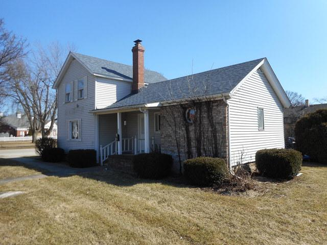204 W Church Street, Sandwich, IL 60548 (MLS #09891080) :: Littlefield Group