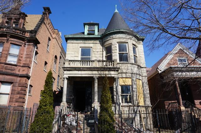 722 W Garfield Boulevard, Chicago, IL 60609 (MLS #09891084) :: Domain Realty