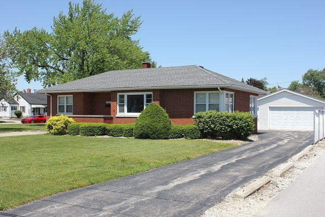 2340 Ridge (182Nd St) Road, Lansing, IL 60438 (MLS #09891085) :: Littlefield Group