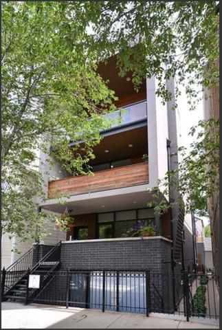 2217 N Leavitt Street #2, Chicago, IL 60647 (MLS #09891117) :: Littlefield Group