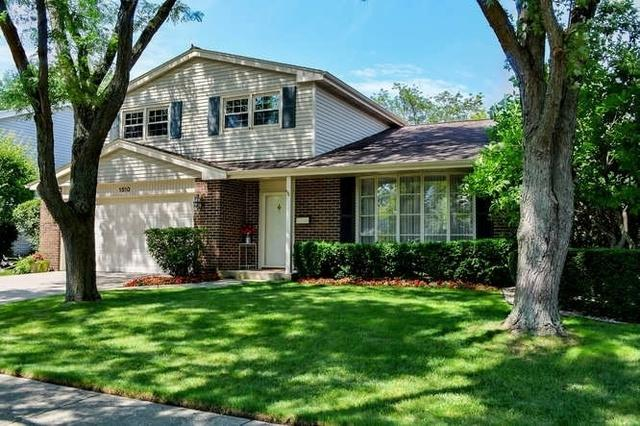 1510 E Fleming Drive S, Arlington Heights, IL 60004 (MLS #09891126) :: Littlefield Group