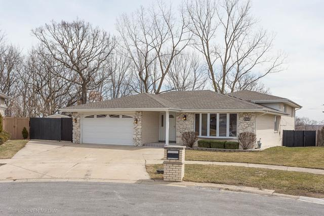 8300 W 99th Place, Palos Hills, IL 60465 (MLS #09891128) :: Domain Realty