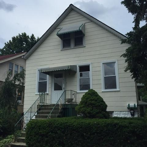 4703 N Kewanee Avenue, Chicago, IL 60630 (MLS #09891140) :: Littlefield Group