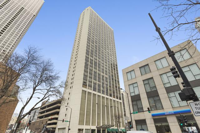 2 E Oak Street #1604, Chicago, IL 60611 (MLS #09891153) :: Property Consultants Realty