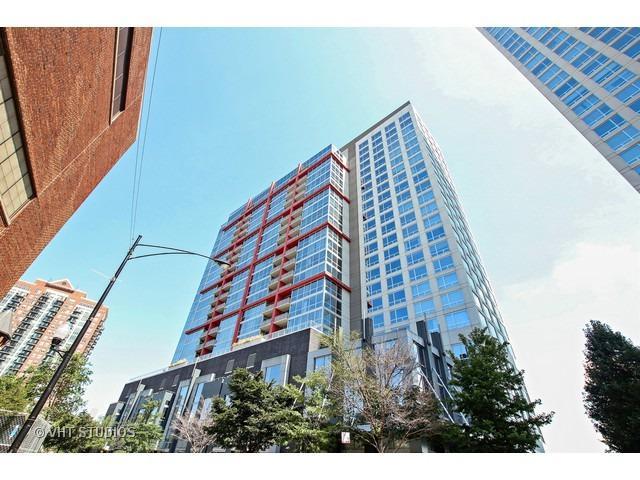 1841 S Calumet Avenue #1208, Chicago, IL 60616 (MLS #09891164) :: Domain Realty