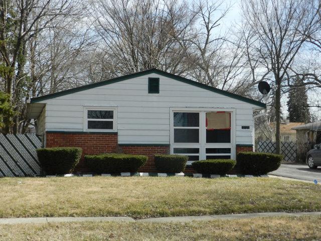 16135 Winchester Avenue, Markham, IL 60428 (MLS #09891179) :: Domain Realty