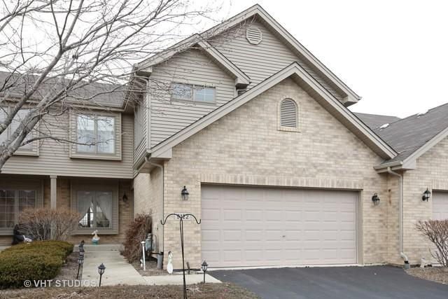 9122 Newcastle Court #9122, Tinley Park, IL 60487 (MLS #09891185) :: Littlefield Group