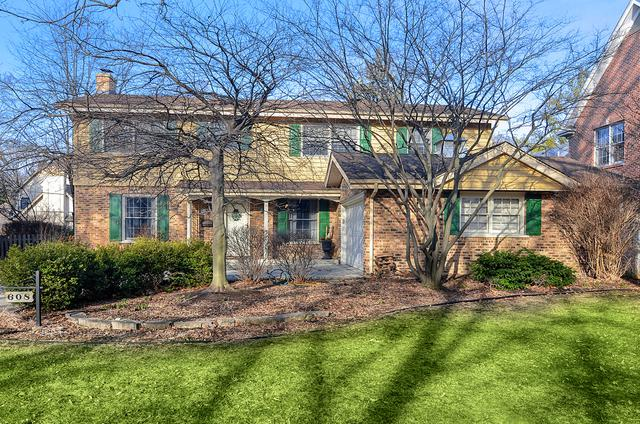 608 Franklin Street, Hinsdale, IL 60521 (MLS #09891188) :: Domain Realty