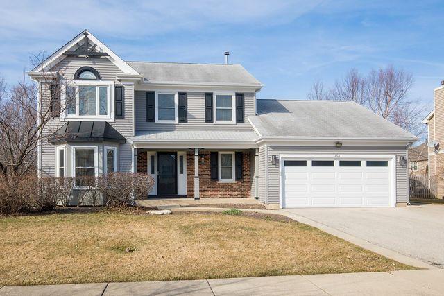 1541 Madison Drive, Buffalo Grove, IL 60089 (MLS #09891195) :: Littlefield Group