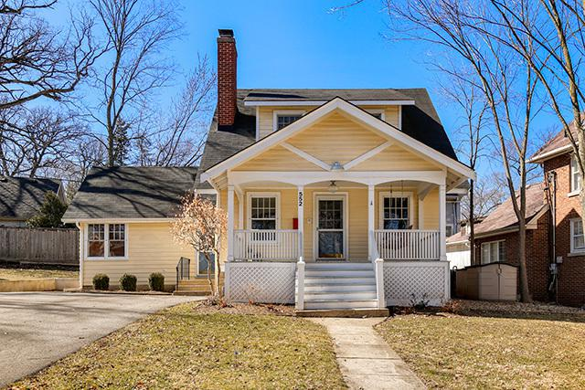 552 N York Road, Hinsdale, IL 60521 (MLS #09891196) :: Domain Realty