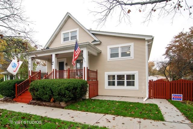 9130 Sherman Avenue, Brookfield, IL 60513 (MLS #09891247) :: Littlefield Group