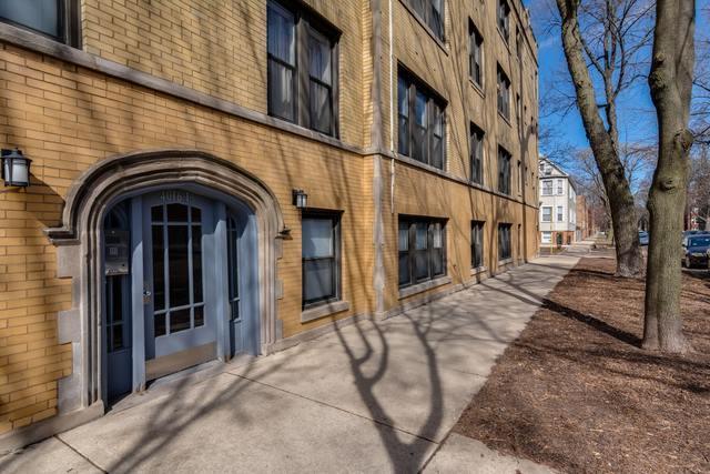 4018 N Spaulding Avenue #3, Chicago, IL 60618 (MLS #09891319) :: Littlefield Group