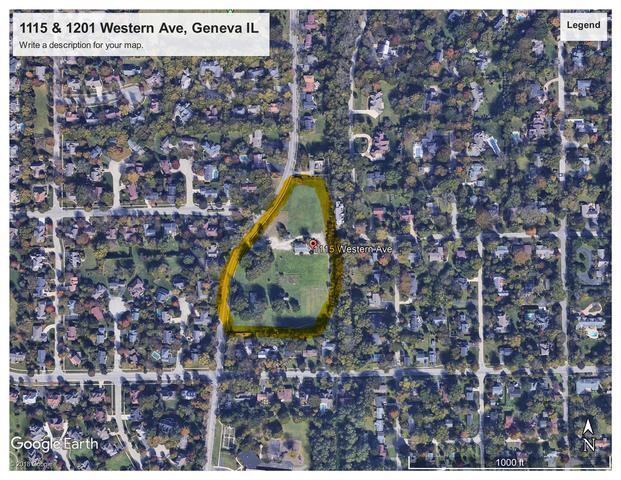 1115 Western Avenue, Geneva, IL 60134 (MLS #09891339) :: Domain Realty