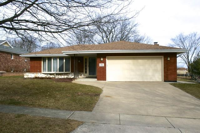 741 Birchwood Road, Frankfort, IL 60423 (MLS #09891359) :: Domain Realty