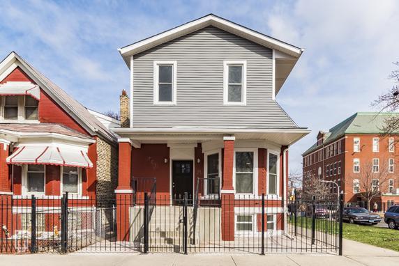 701 N Ridgeway Avenue, Chicago, IL 60624 (MLS #09891444) :: Littlefield Group