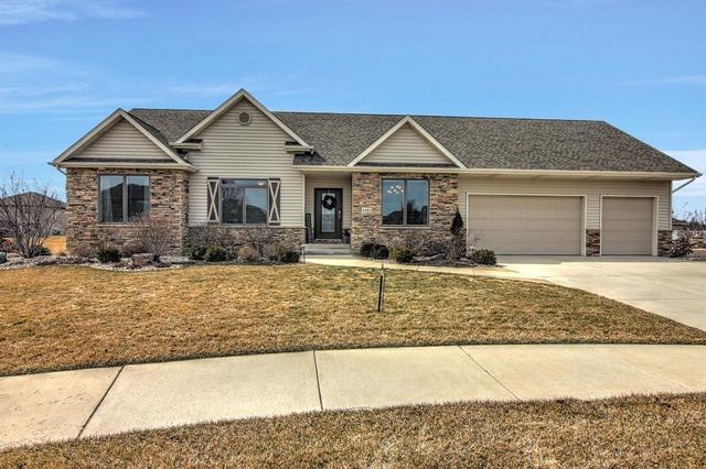 9382 W 94th Court, St. John, IN 46373 (MLS #09891467) :: Domain Realty