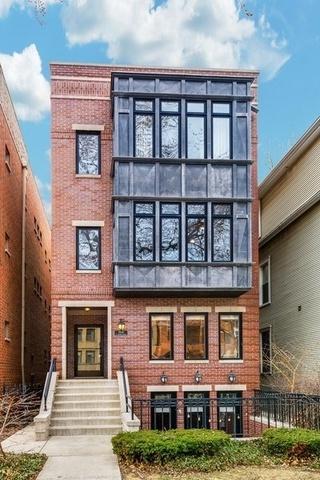 3836 N Janssen Avenue #1, Chicago, IL 60613 (MLS #09891501) :: Littlefield Group