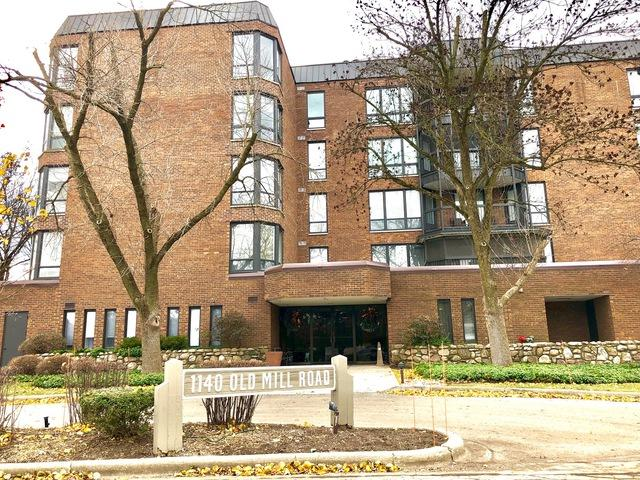 1140 Old Mill Road 101F, Hinsdale, IL 60521 (MLS #09891631) :: Domain Realty