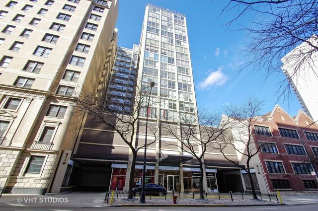3110 N Sheridan Road #801, Chicago, IL 60657 (MLS #09891670) :: Property Consultants Realty